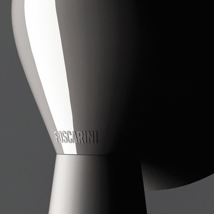 Foscarini - Binic Tischleuchte, grau