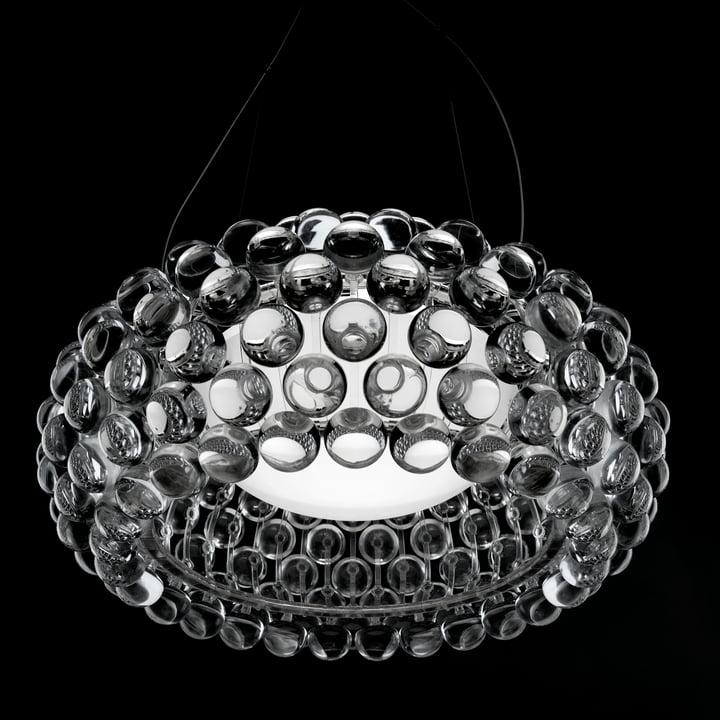 Foscarini - Caboche Pendelleuchte, transparent