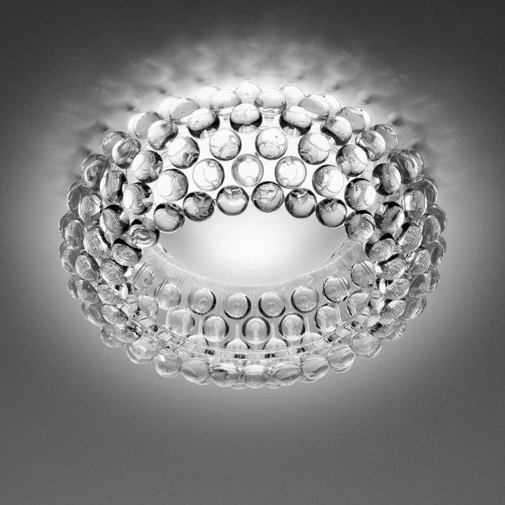 Foscarini - Caboche Deckenleuchte, transparent