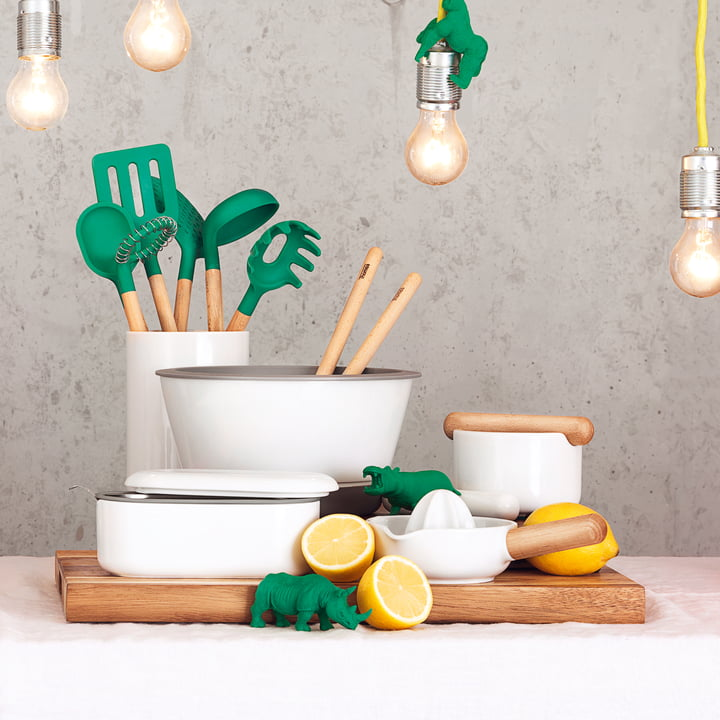 Produktvielfalt der Kitchen Kollektion