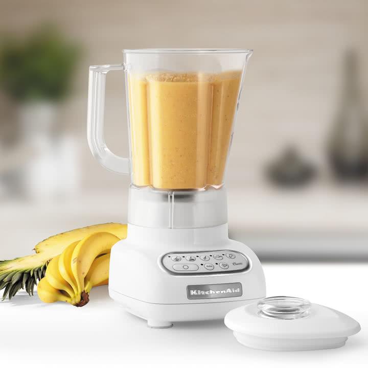 KitchenAid - Standmixer Classic in weiß