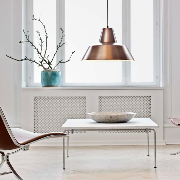 Industrie-Look in Kupfer für den Wohnbereich