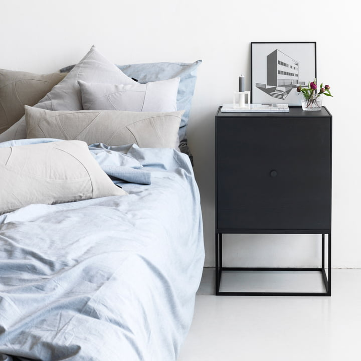 by Lassen - Flow Kissen im Schlafzimmer