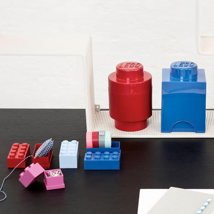 Storage Brick Multipack 4er Set Von Lego
