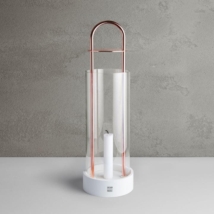 Design House Stockholm - Lotus Windlicht