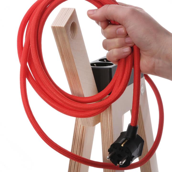 Kabel-Lasso für den Stromer