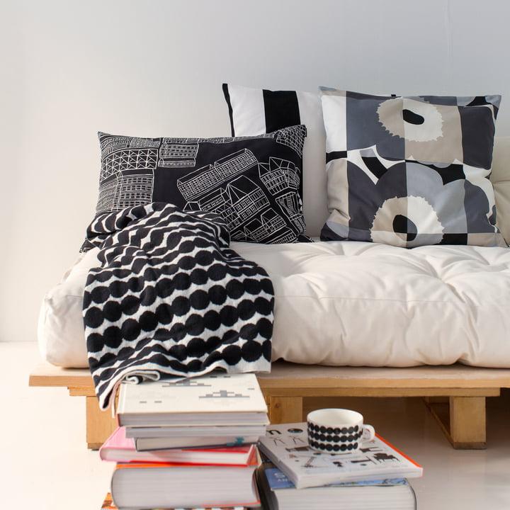 r symatto decke von marimekko connox. Black Bedroom Furniture Sets. Home Design Ideas