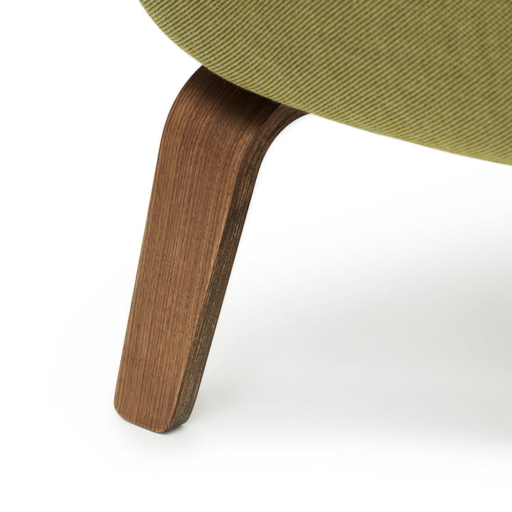 Era Sofa aus Walnuss von Normann Copenhagen