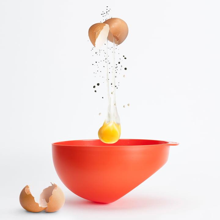 M-Cuisine Mikrowellen-Omelettschüssel von Joseph Joseph