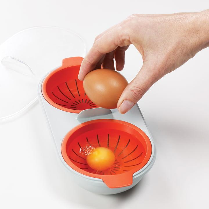 M-Cuisine Mikrowellen-Eierpochierer von Joseph Joseph