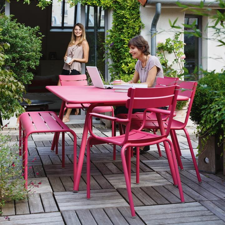 Wohndesign Fermob Lounge: Luxembourg Gartenstuhl Von Fermob