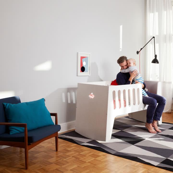 rocky kinderbett in wei von j ll tofta. Black Bedroom Furniture Sets. Home Design Ideas