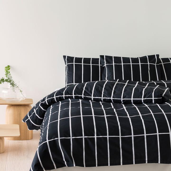 tiiliskivi deckenbezug von marimekko. Black Bedroom Furniture Sets. Home Design Ideas