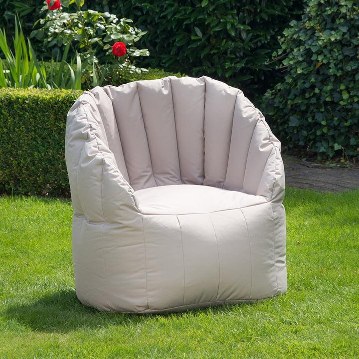 bean bag outdoor von sitting bull im shop. Black Bedroom Furniture Sets. Home Design Ideas
