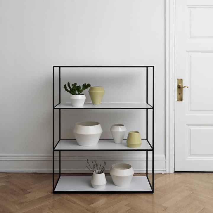 Nordisches Wohndesign: Rimm Vase Von By Lassen Im Wohndesign-Shop