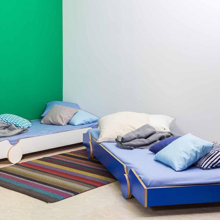 Cooles und modernes Stapelbett