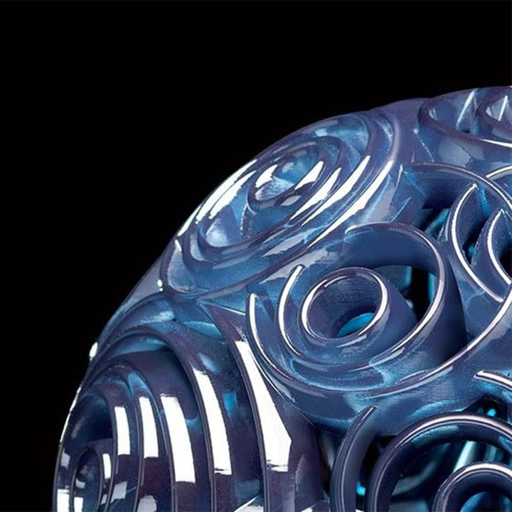 Elektronischer Diffuser Vouge von Kartell in Blau