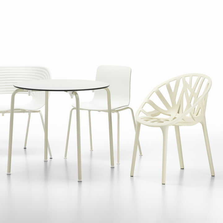 Vitra - White Collection Produktfamilie