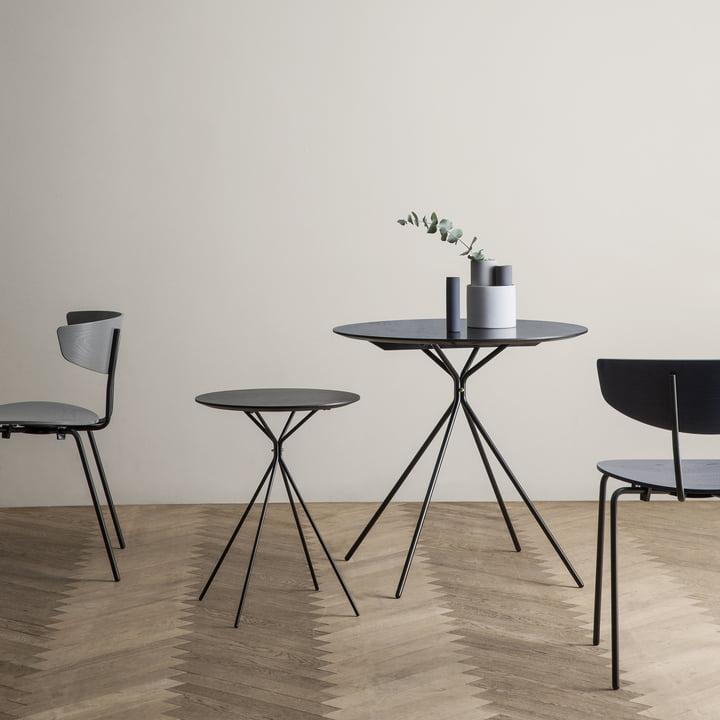 Collect Vasen-Set mit Herman Kollektion