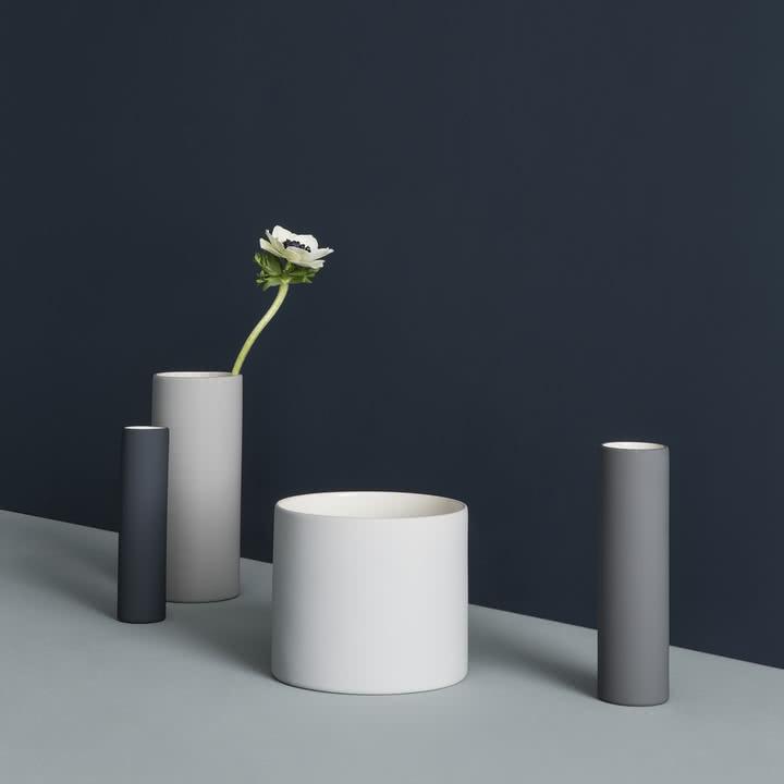 Ausgefallene Blumenvasen im Set