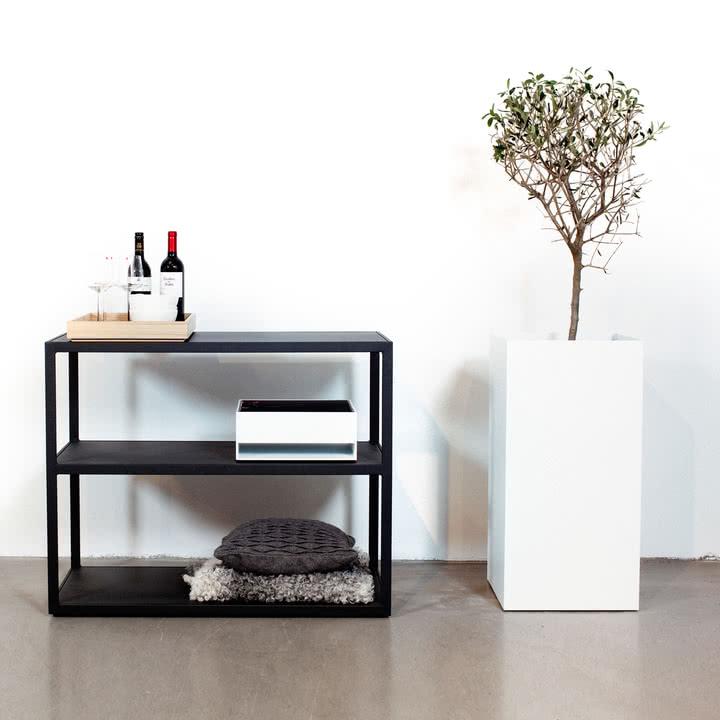 Garden Sideboard im Wohnzimmer