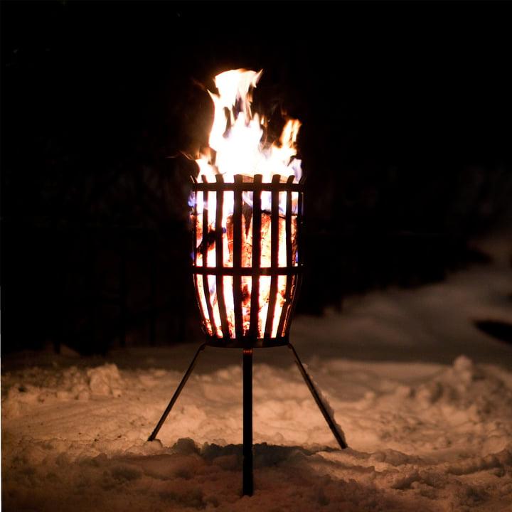 Original Feuerkorb von Röshults