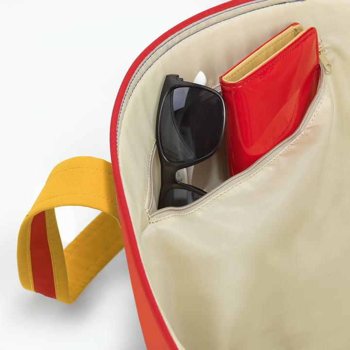 Rau Kopu Strandtasche mit zwei Fächern