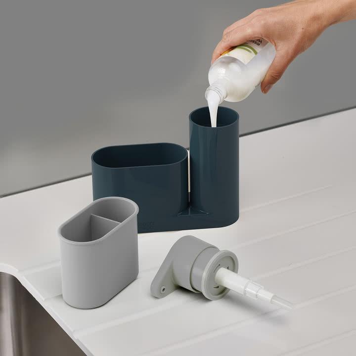 Schmale Design der SinkBase