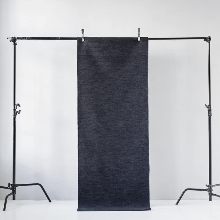 Menu - Norm Läufer rechteckig, dark navy grey