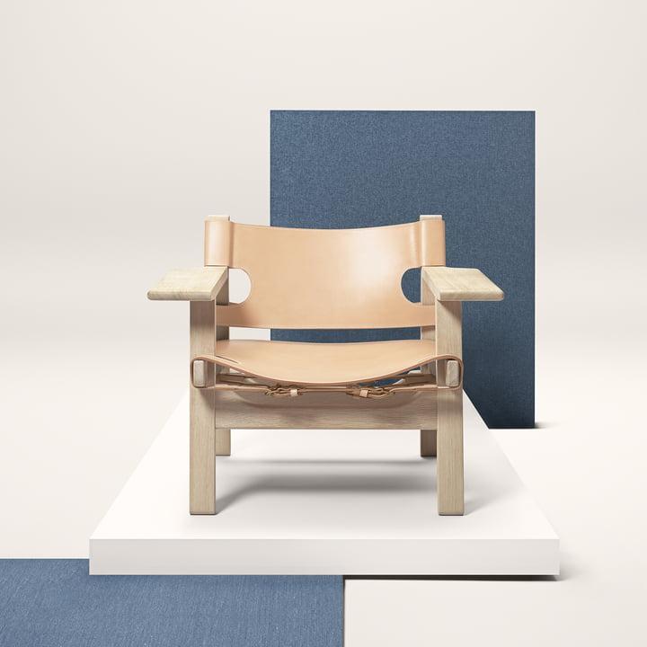 Inspierert von traditionellen spanischen Sesseln