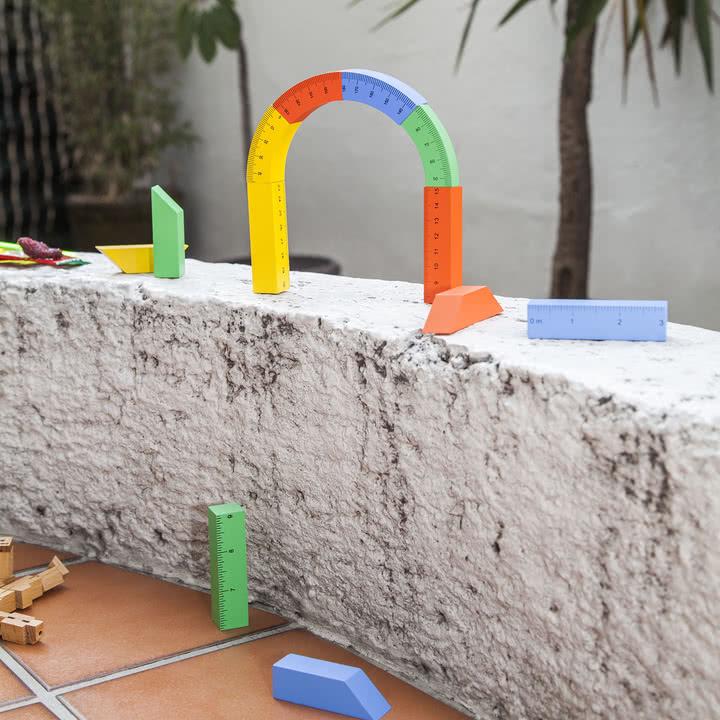 Little Architect Set von Areaware