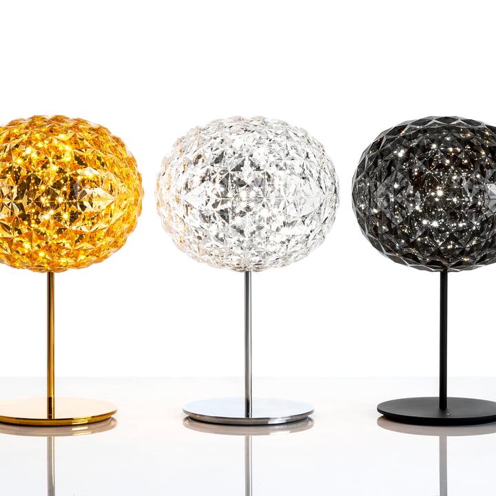 Planet LED Tischleuchte mit Standfuß