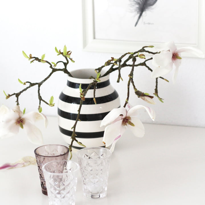 Omaggio Vase von Kähler Design
