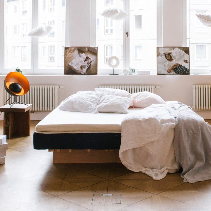 Matratze von muun im Schlafzimmer