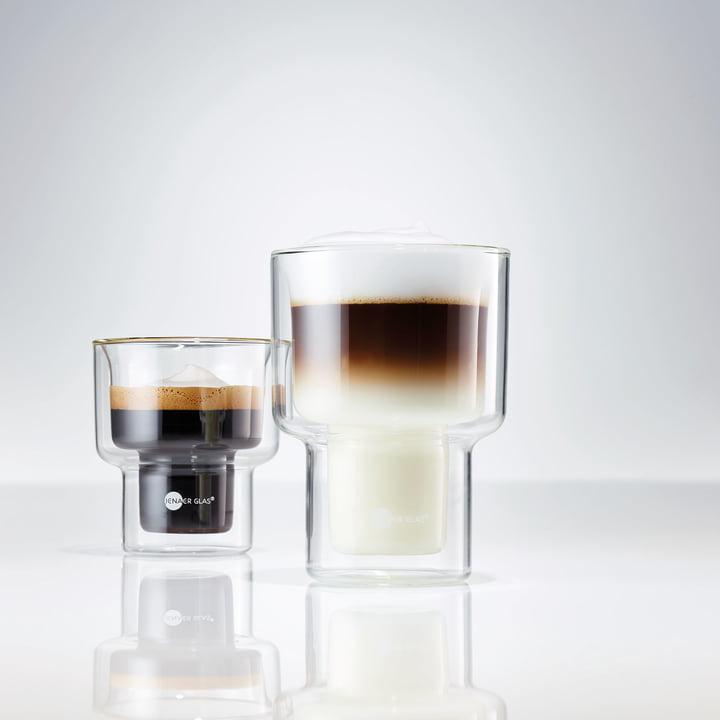 Jenaer Glas - Match Becher