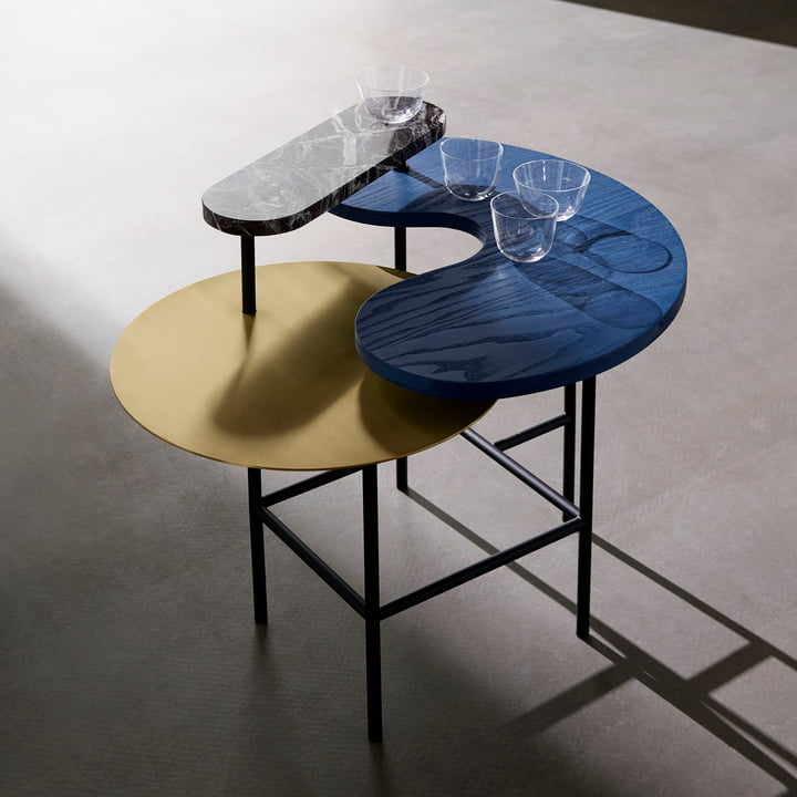 Der &Tradition Palette Table - JH8