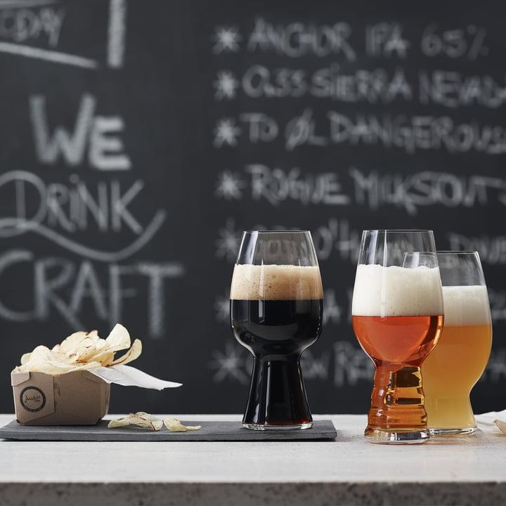 Craft Beer Glas-Serie von Spiegelau