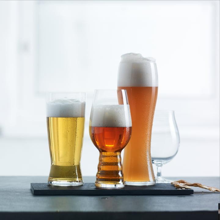 Beer Classic und Craft Beer Glas-Serie von Spiegelau