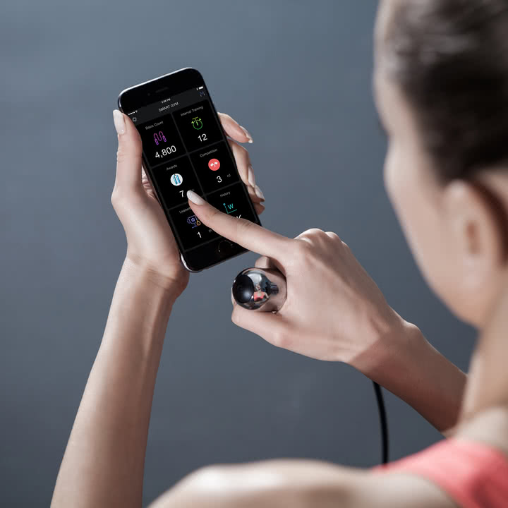 Smart Gym App von Tangram