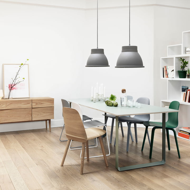 Ideen für Ihr Esszimmer mit Muuto