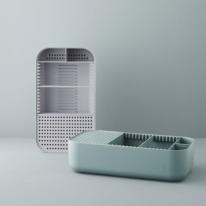 Dishy Spülschüssel und Abtropfbrett von Rig-Tig by Stelton