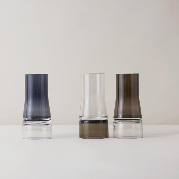 Joe Colombo Vase 2-in-1 von Lyngby Porcelæn