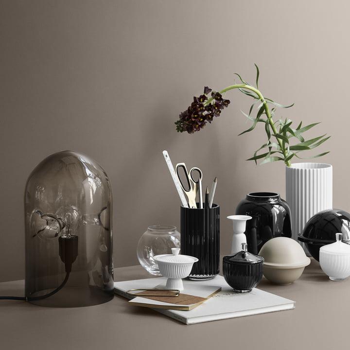 Form Vase für Blumensträuße