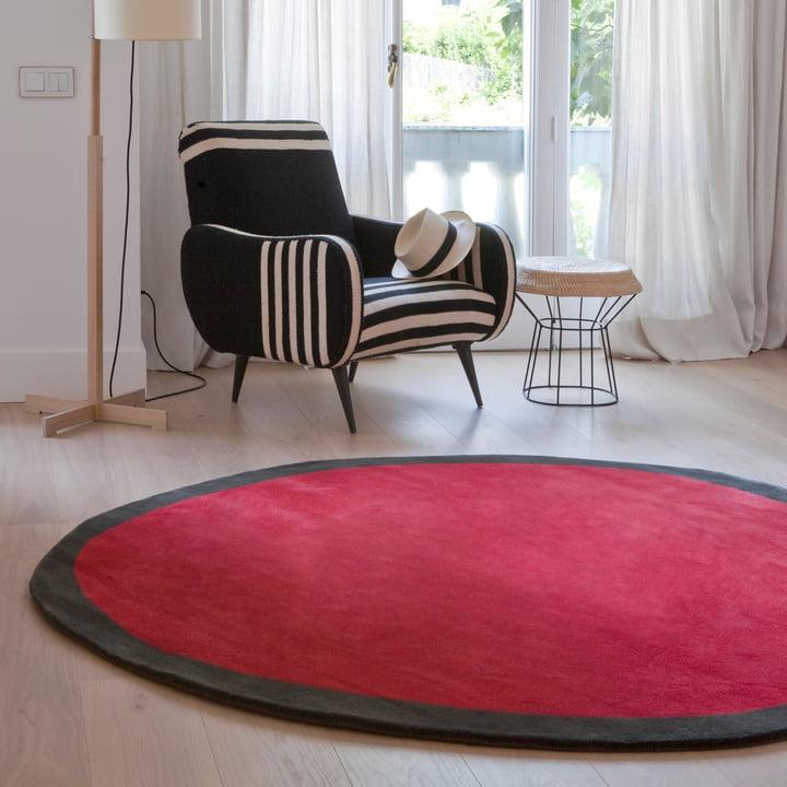 nanimarquina - Aros round 1, Ø 200 cm