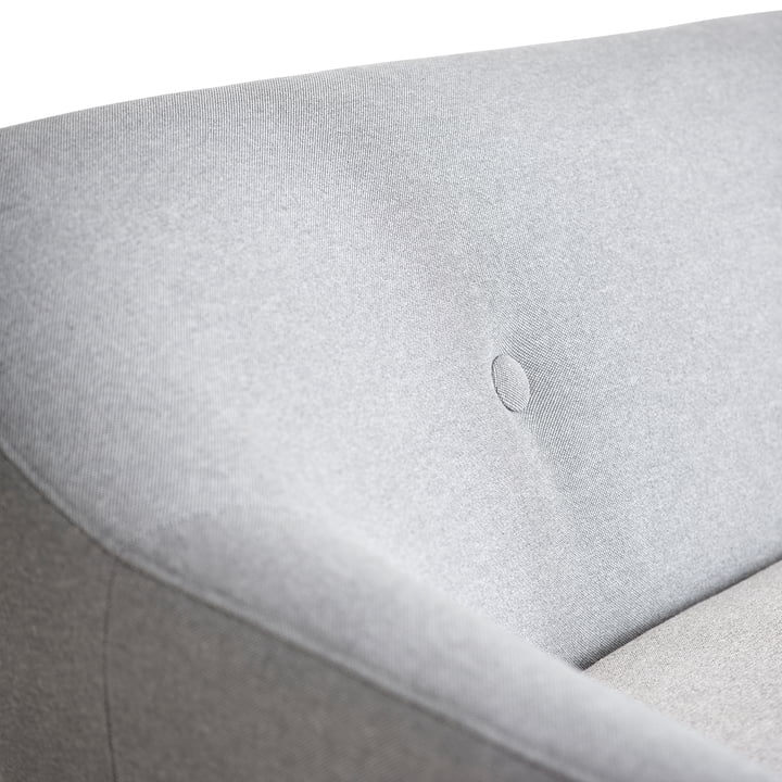 Peppy Sofa 2-Sitze von Woud