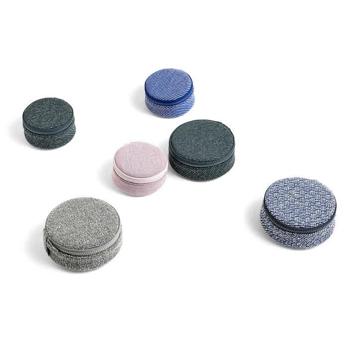 Hay - Casette S und L, denim, grün, grau, blush