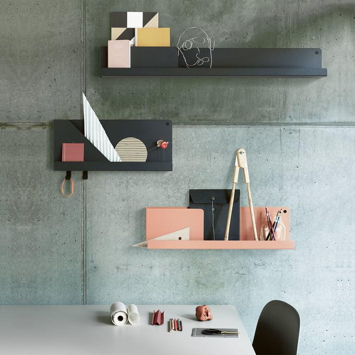 Folded Shelf für das moderne Büro