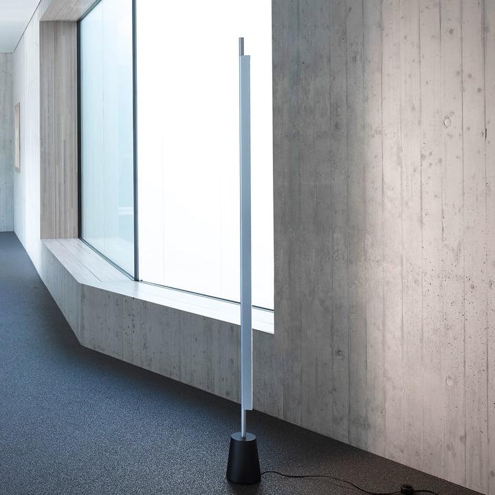 D81 Compendium LED Stehleuchte von Luceplan