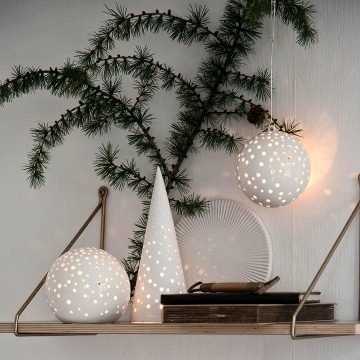 Nobili Teelichtleuchter von Kähler Design