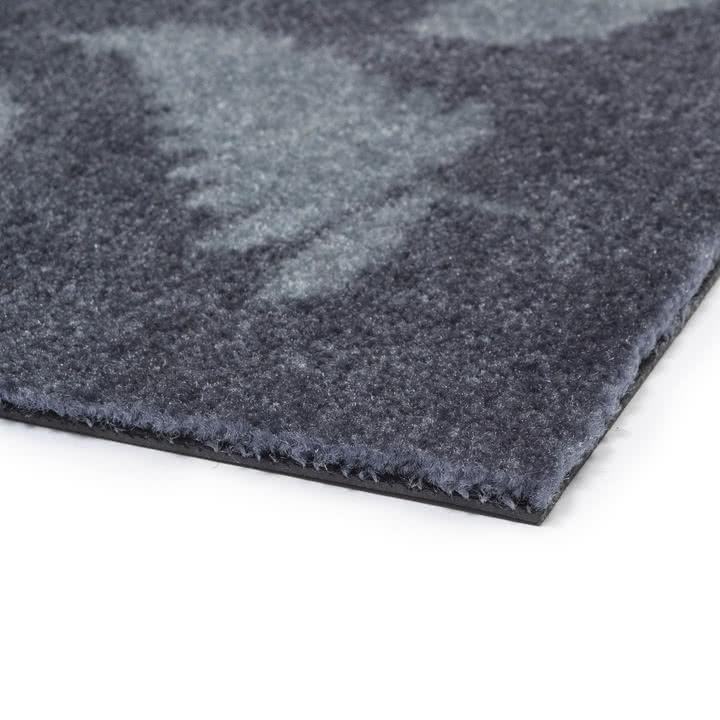 Die tica copenhagen - Leaf Mega Fußmatte in grau